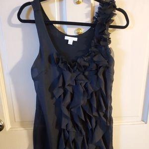 NY & Co dress. Sz XS. Black